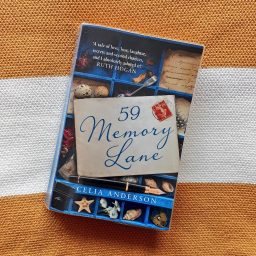 59 Memory Lane - Celia Anderson - The Oxford Writer