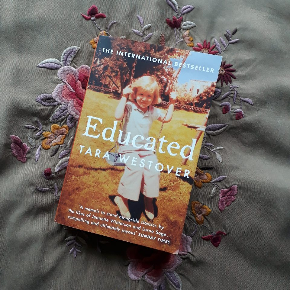 Educated by Tara Westover - The Oxford Writer