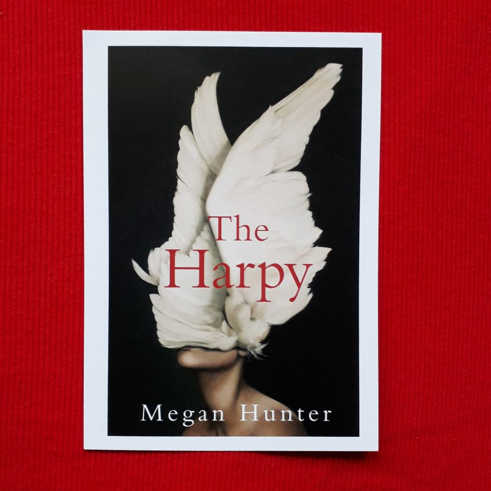 The Harpy by Megan Hunter - The Oxford Writer