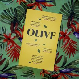 Olive by Emma Gannon - The Oxford Writer