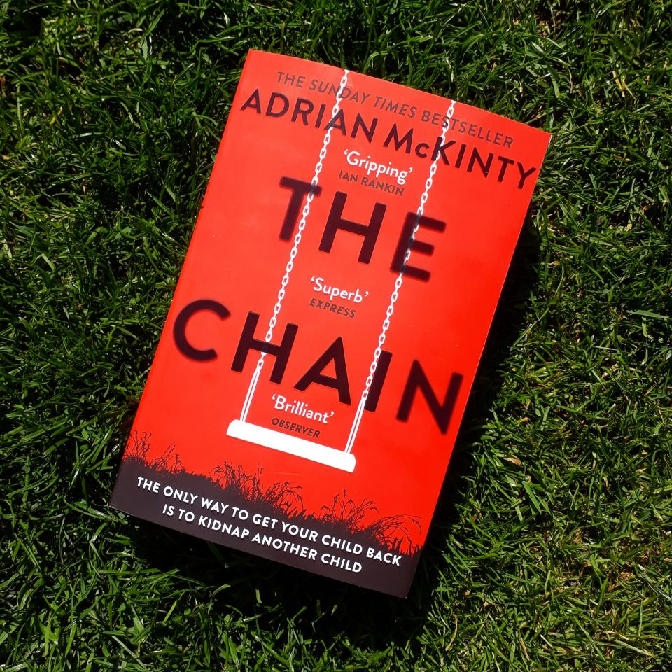 The Chain by Adrian McKinty - The Oxford Writer