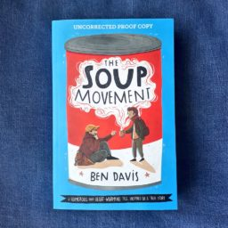The Soup Movement by Ben Davis - The Oxford Writer