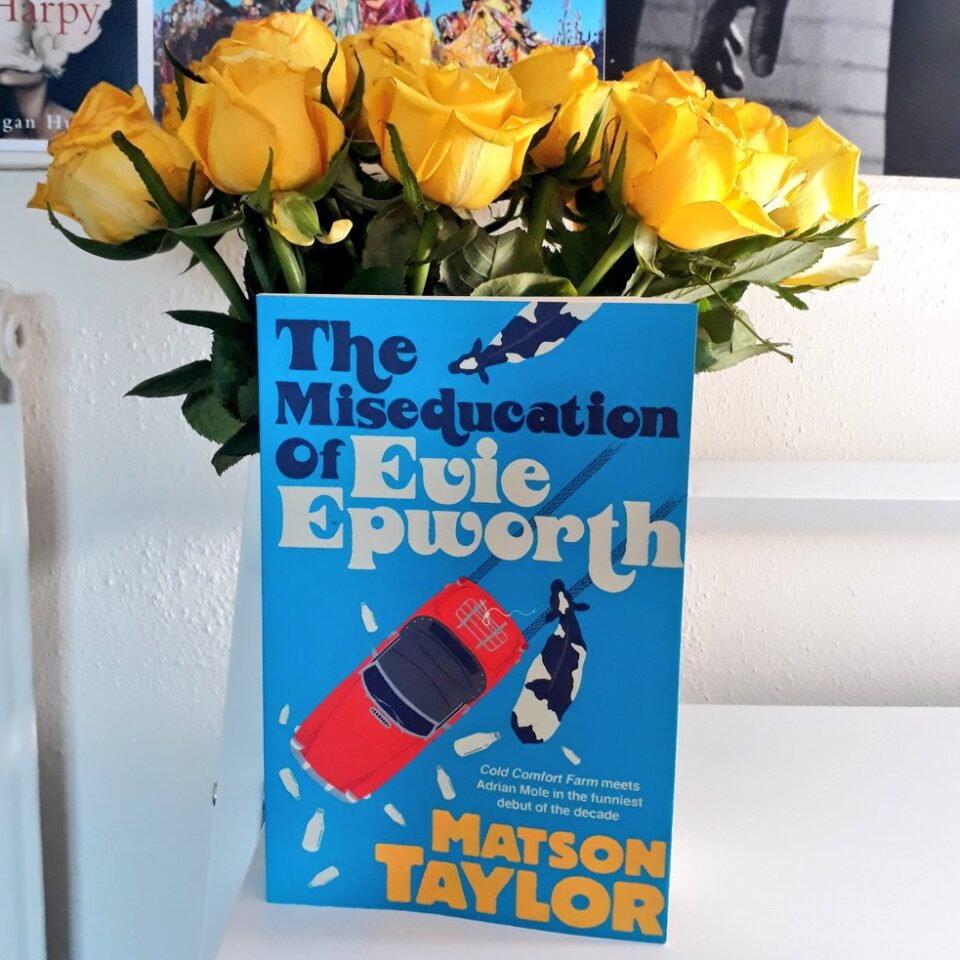 The Miseducation of Evie Epworth - The Oxford Writer