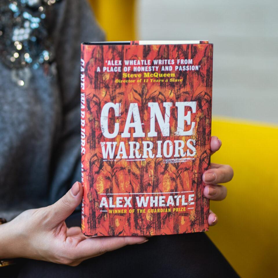 The Oxford Writer - Cane Warriors - Alex Wheatle