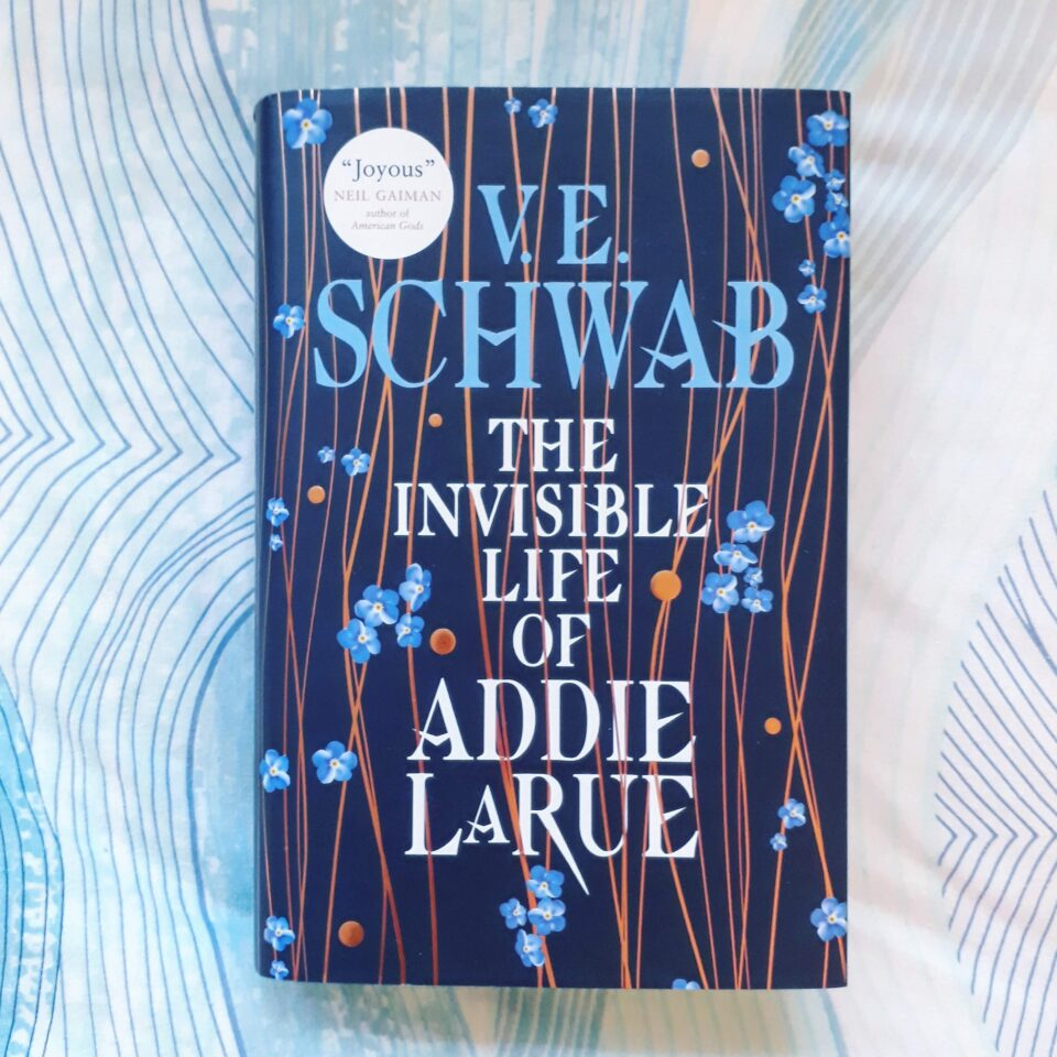 The Invisible Life of Addie LaRue by VE Schwab - The Oxford Writer
